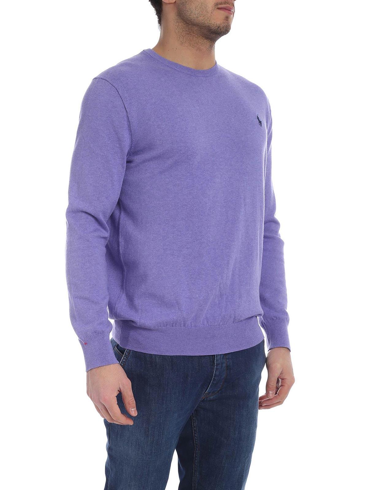 Picture of POLO RALPH LAUREN | Men's Crewneck Pullover