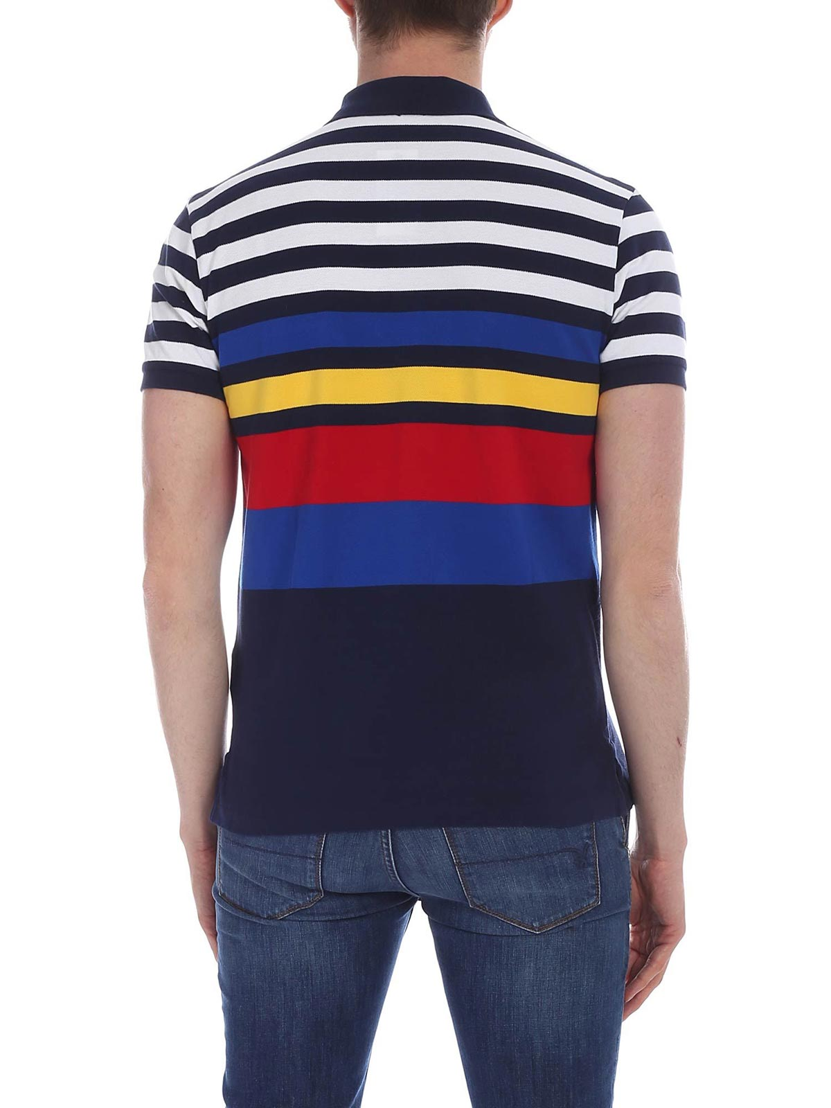 Picture of POLO RALPH LAUREN | Men's Striped Polo Shirt