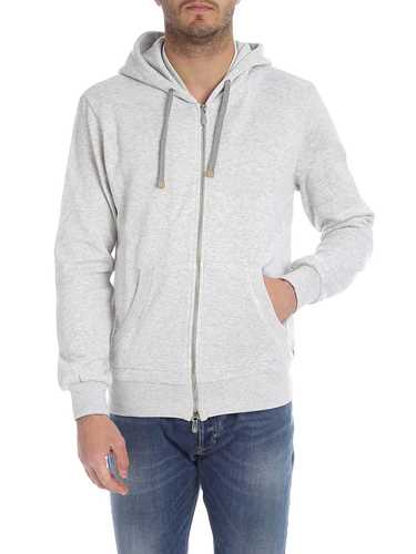 Picture of ELEVENTY | Men's Hooded Sweatshirt