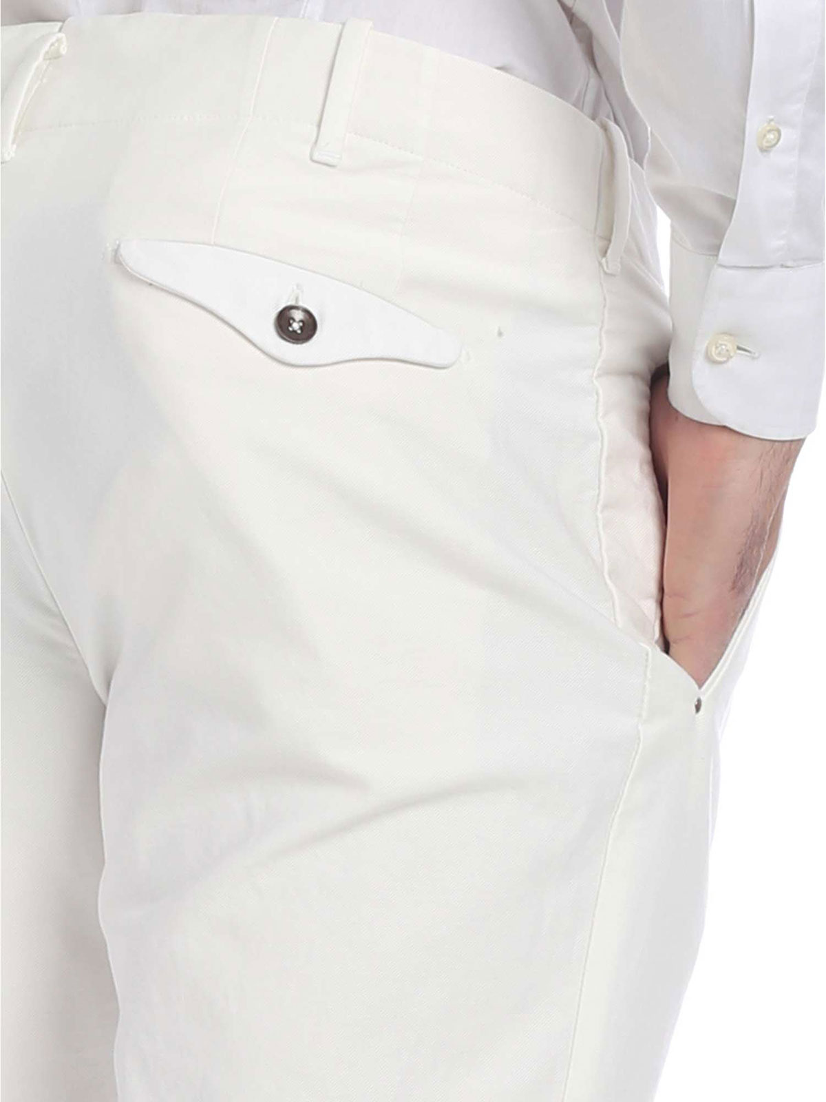 Picture of INCOTEX | Men's Slim Fit Trousers