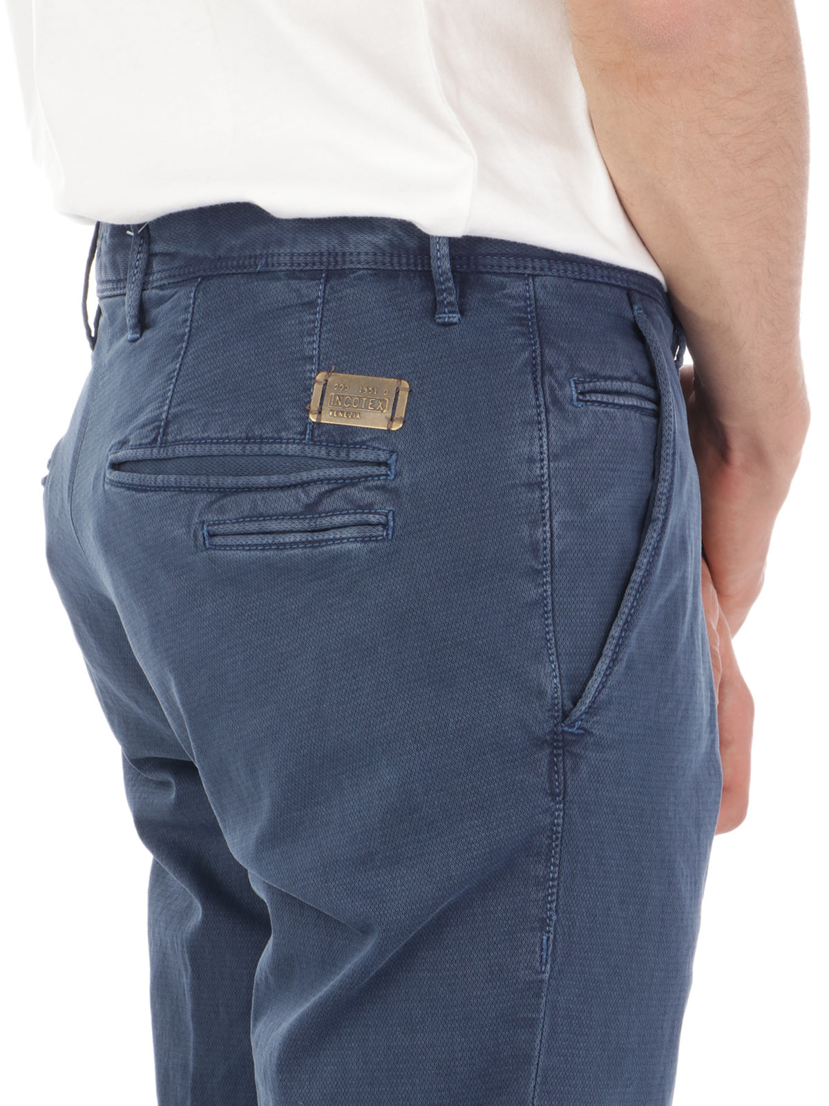 Picture of INCOTEX | Men's Slacks Chino Trousers