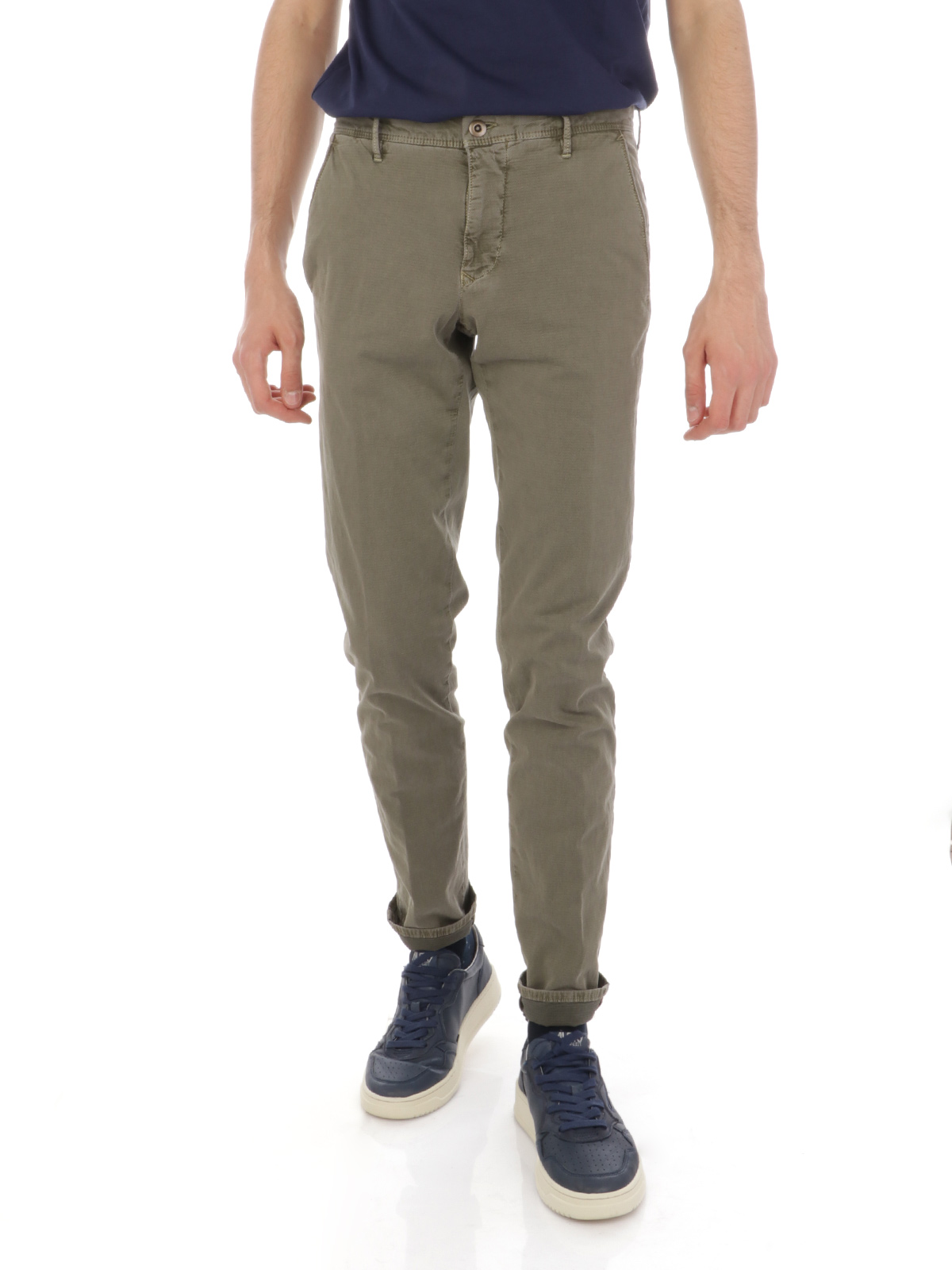 Picture of INCOTEX | Men's Slacks Chino Trousers