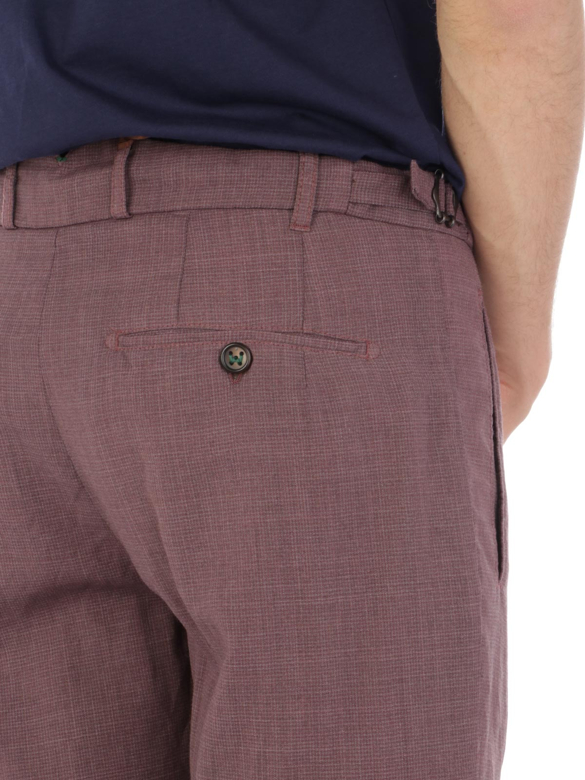 Picture of Berwich | Trousers Pantalone Retro