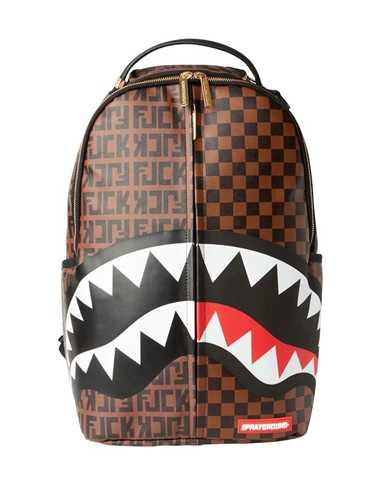 Picture of SPRAGROUND | Men's Split the Check Backpack