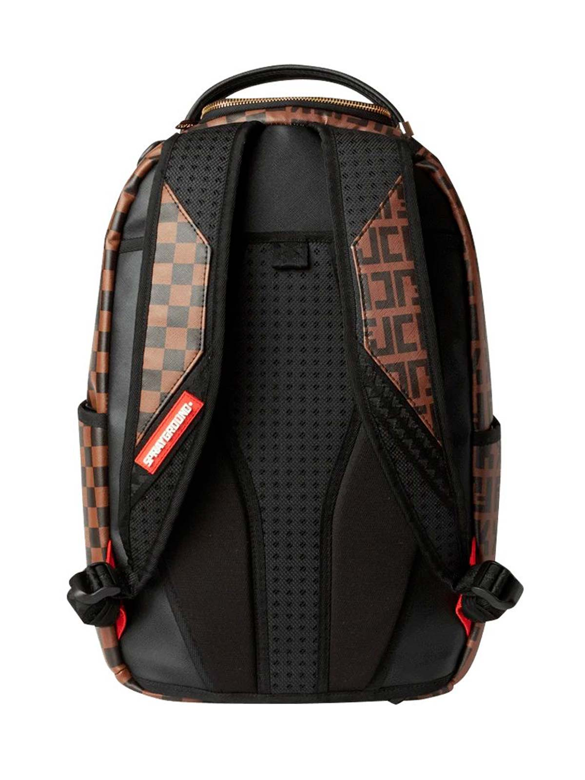Picture of SPRAGROUND | Men's Split the Check Backpack