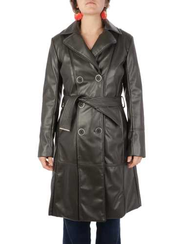 Picture of Nenette | Coat Trench Lungo Ecopelle