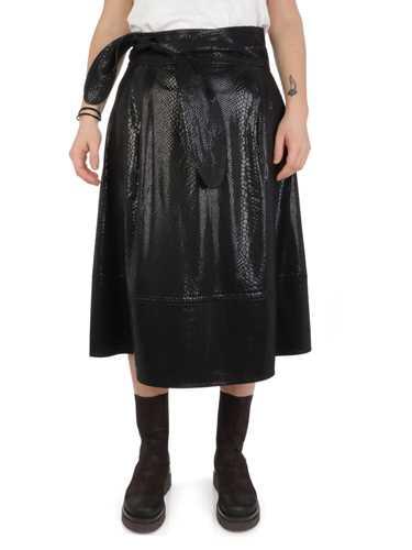 Immagine di Nenette | Skirt Gonna Midi Eco-Pitone