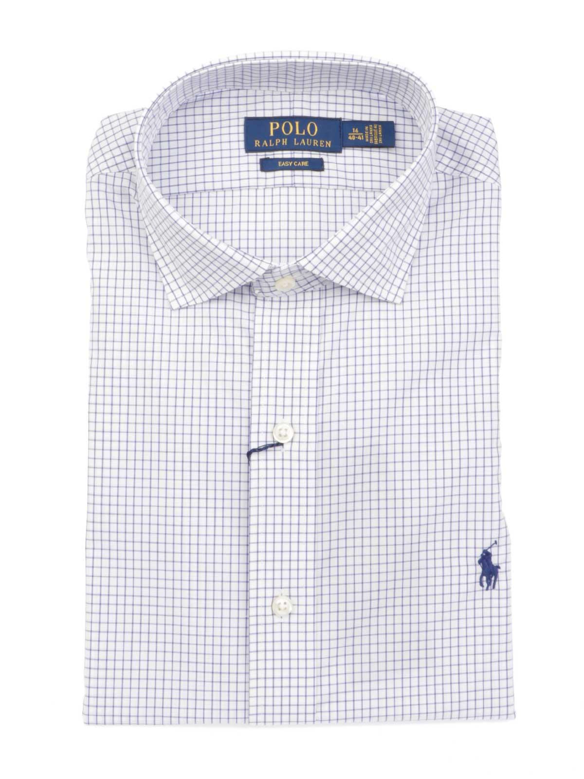 buy online 6b3a9 34e19 POLO RALPH LAUREN Camicia Uomo Quadretti