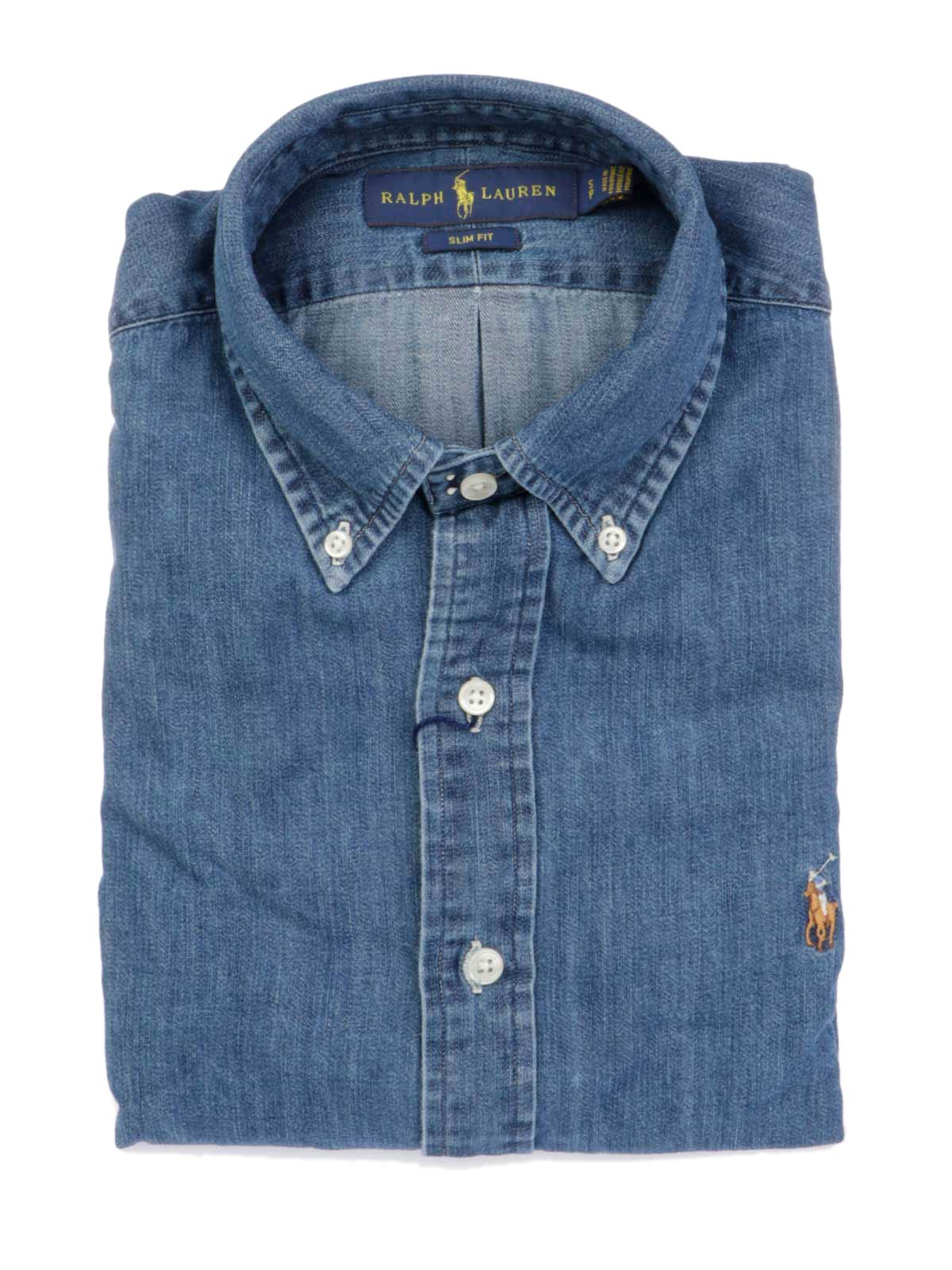 Picture of POLO RALPH LAUREN | Men's Jeans Shirt