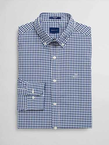 Immagine di GANT | Camicia Uomo Tech Prep Quadri Slim Fit