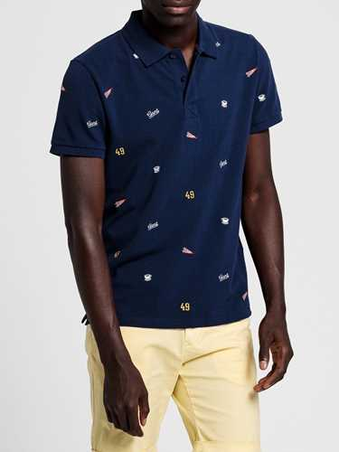 Picture of GANT   Men's French Piqué Polo Shirt