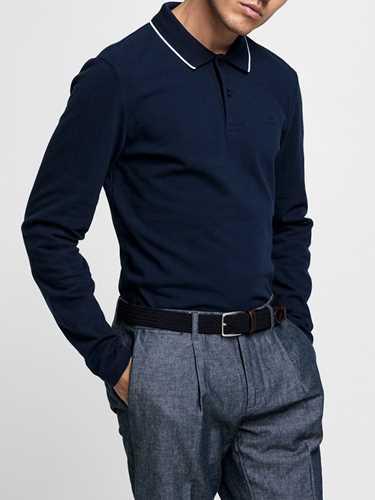 Picture of GANT   Men's Tech Prep Piqué Rugger