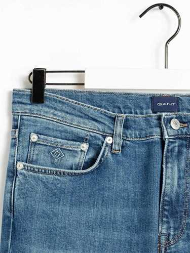 Picture of GANT | Men's Slim Fit Jeans
