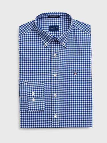 Immagine di GANT | Camicia Uomo a Quadri Slim Fit