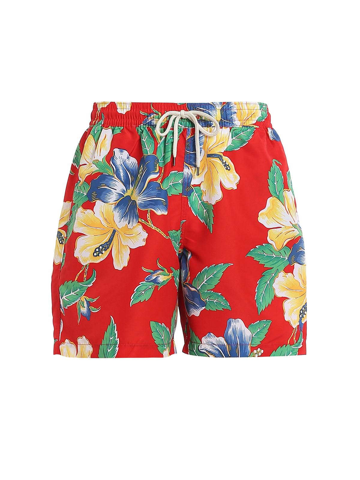 Picture of POLO RALPH LAUREN   Men's Hawaii Swim Shorts