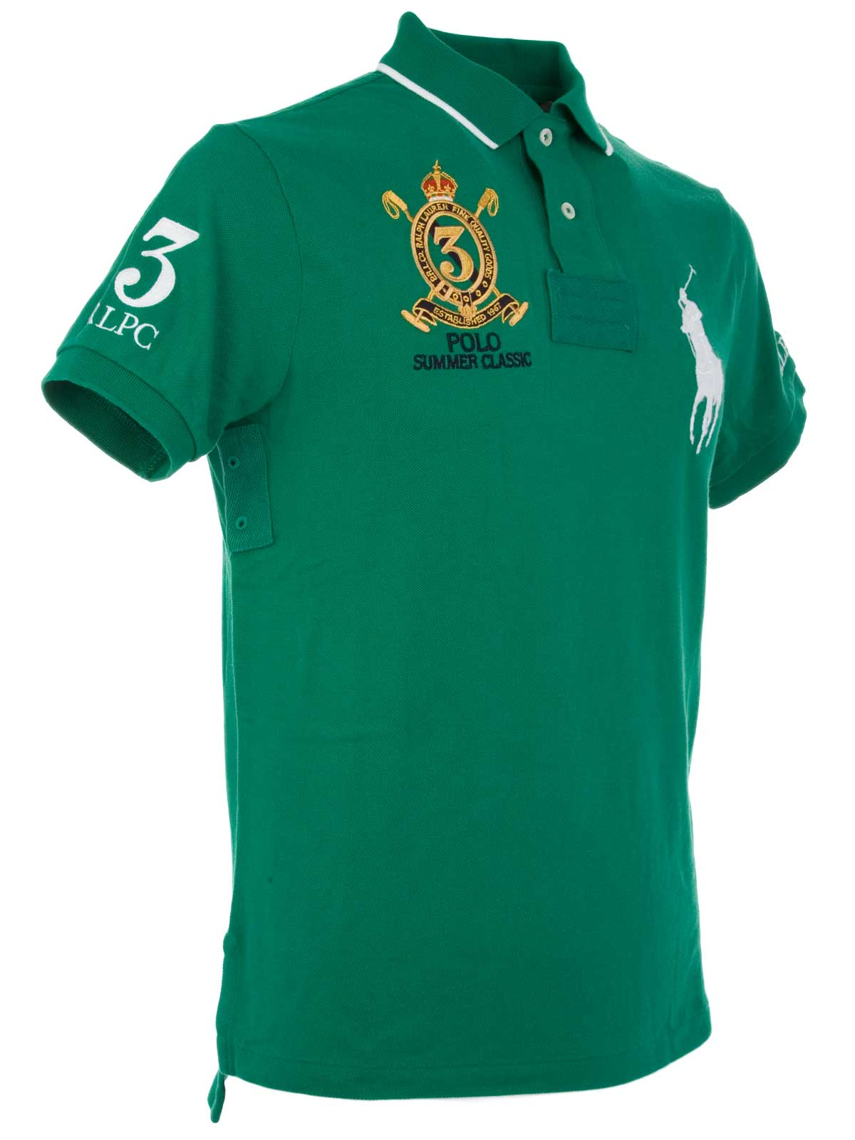Polo ralph lauren summer classic polo shirt a3642 for Order company polo shirts
