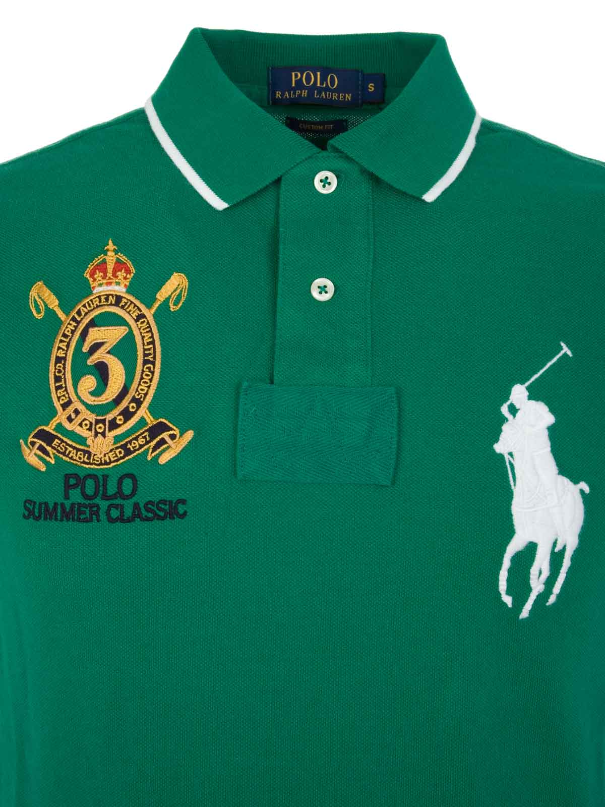 Polo Ralph Lauren Summer Classic Polo Shirt A3642  42be30219aa