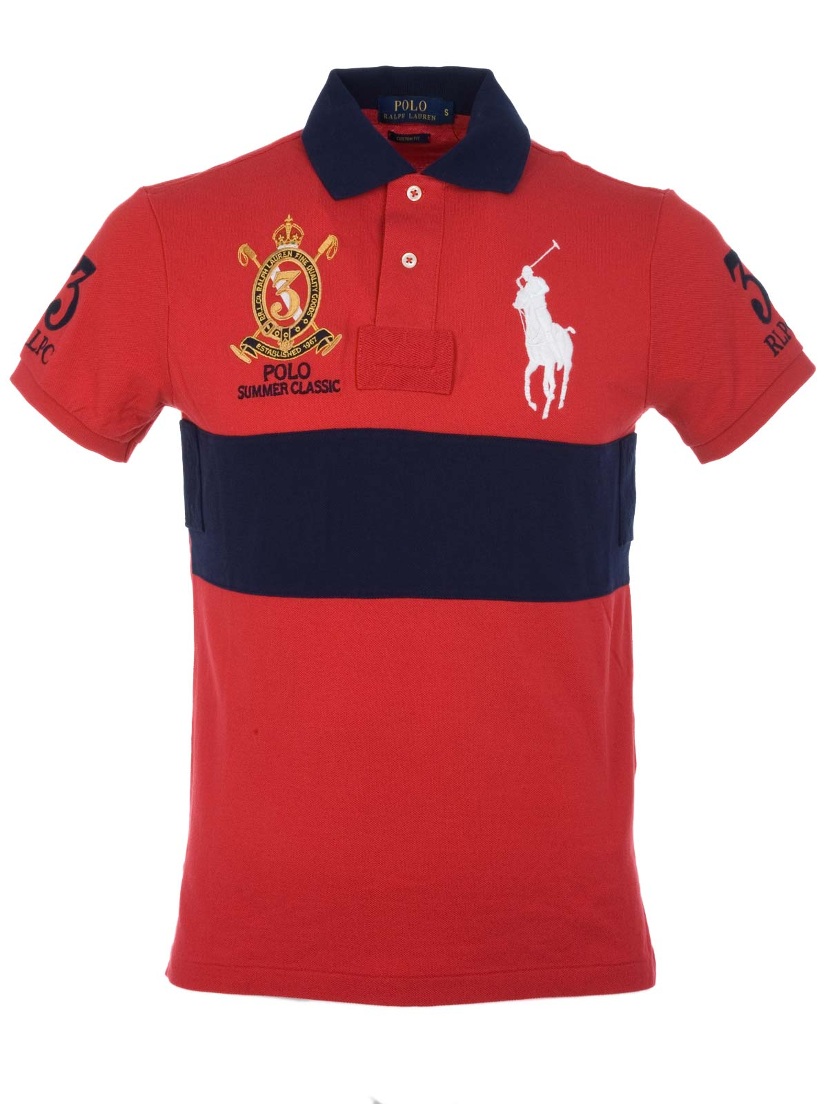 polo ralph lauren summer classic polo shirt a6412 a12kcn94c8312 botta b online store. Black Bedroom Furniture Sets. Home Design Ideas