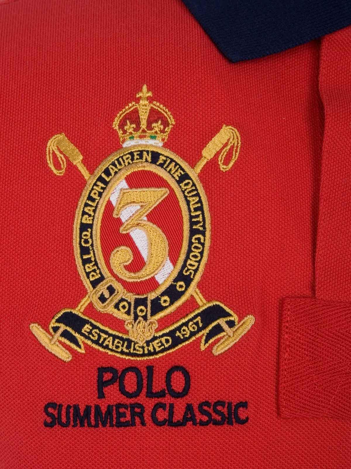 ralph lauren m classics polo with shirt