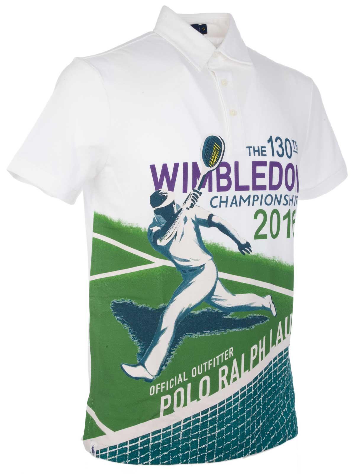 Picture of POLO RALPH LAUREN | Wimbledon Polo Shirt