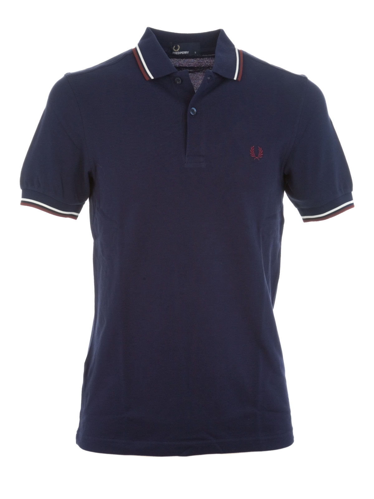 Picture of FRED PERRY | Twin Tipped Shirt