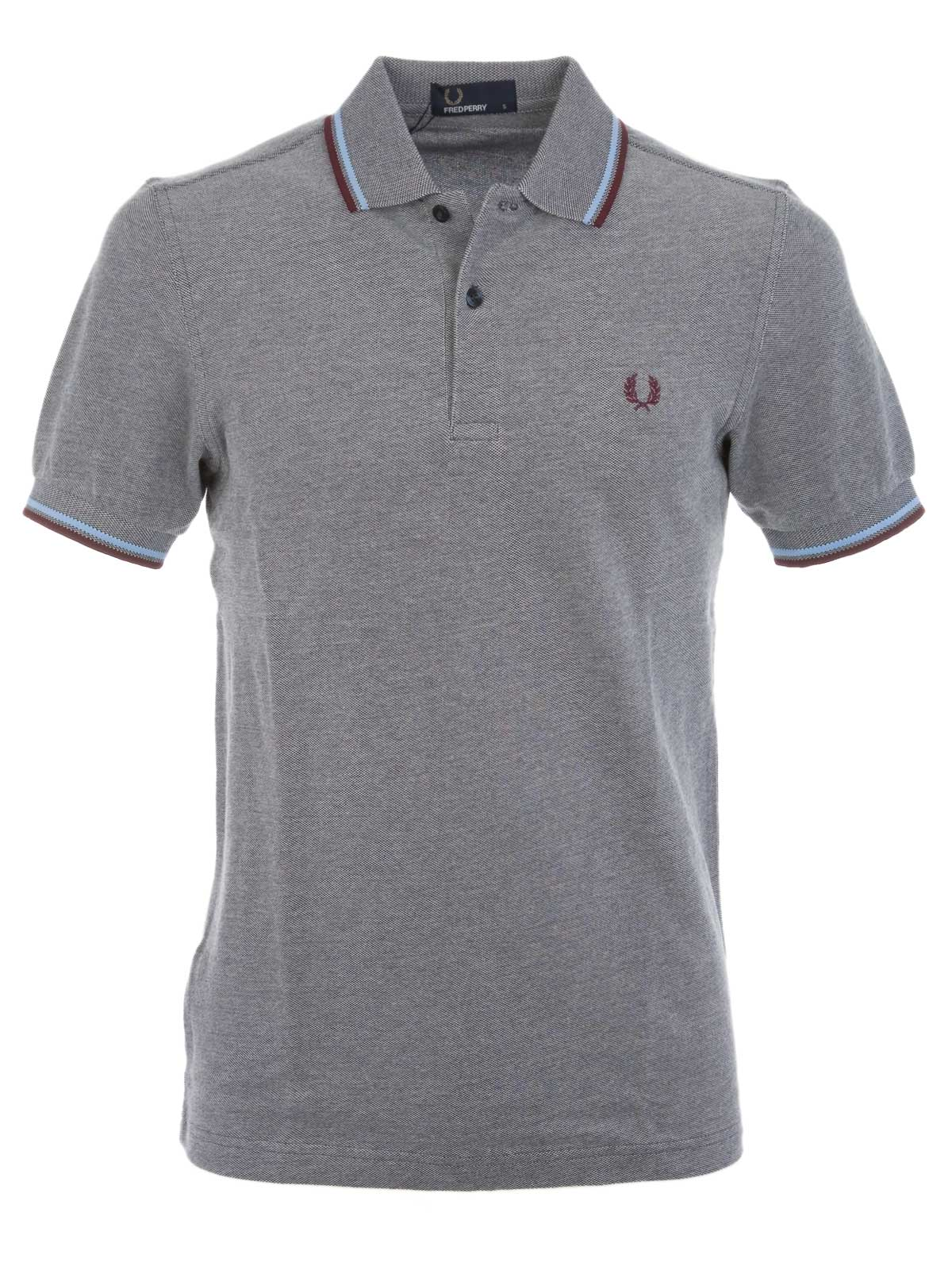 Immagine di FRED PERRY | Polo Twin Tipped