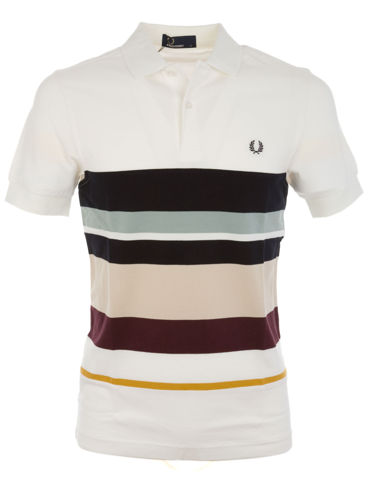 Immagine di FRED PERRY | Polo Multi Righe
