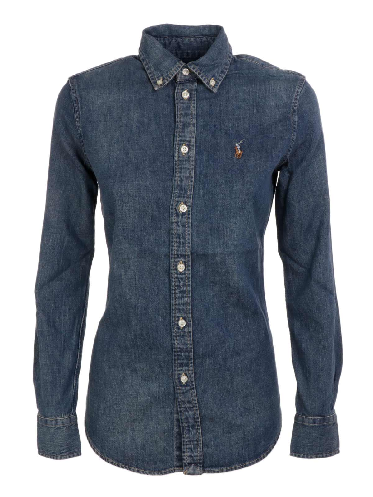 Picture of POLO RALPH LAUREN | Women's Denim Shirt