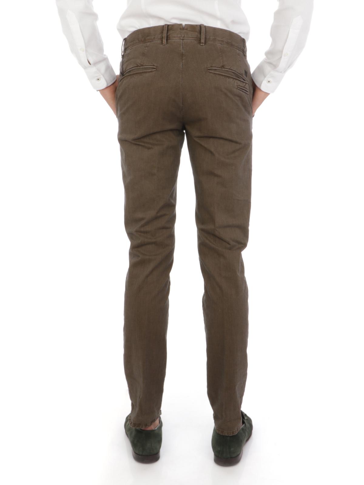 Picture of Incotex | Trousers Pantalone Uomo