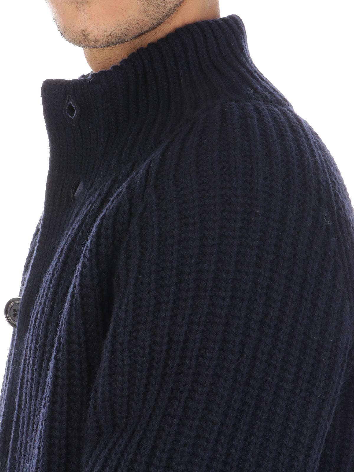 Picture of Brooksfield | Giubbotti Knitted Jacket