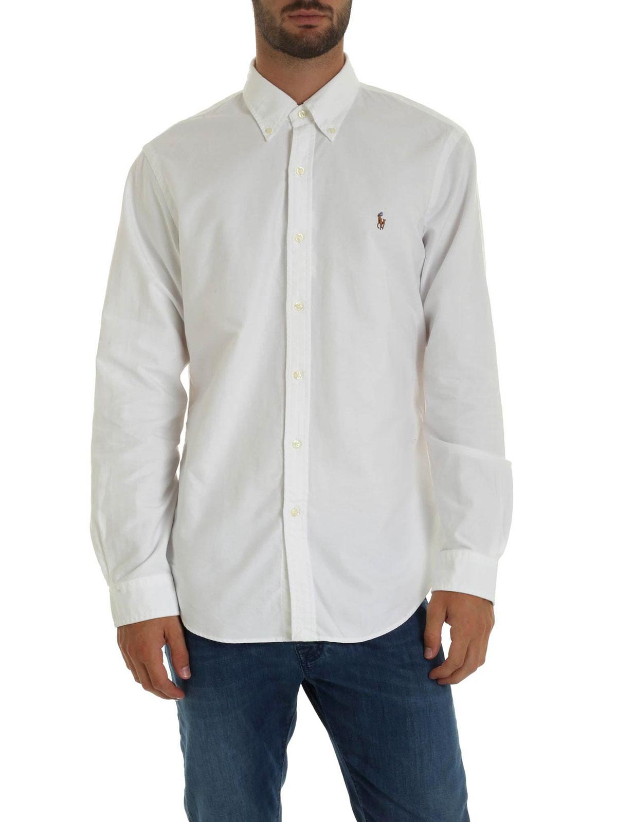 Picture of POLO RALPH LAUREN | Men's Cotton Sport Shirt