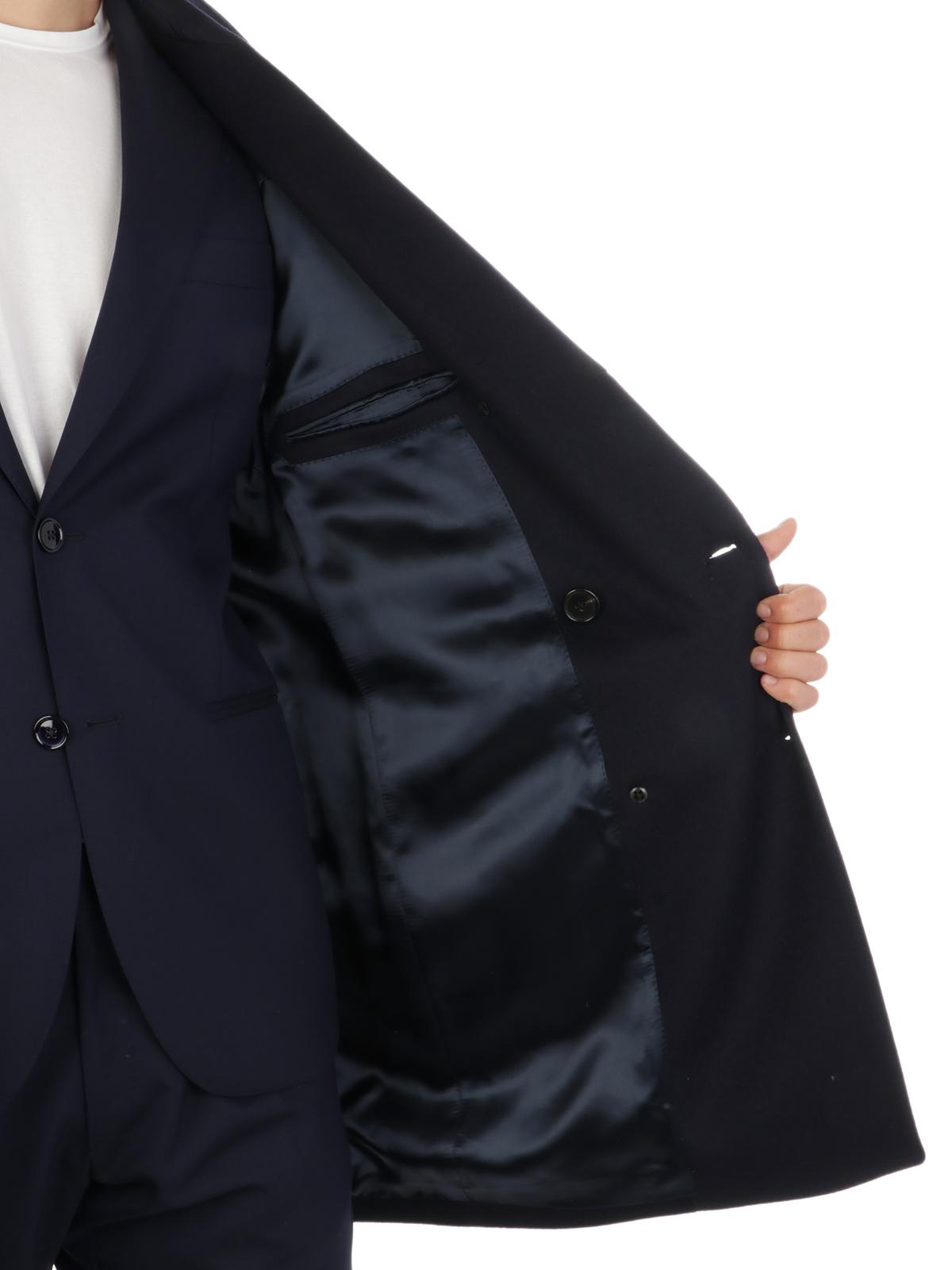 Immagine di CORNELIANI | Doppiopetto Uomo in Puro Cashmere