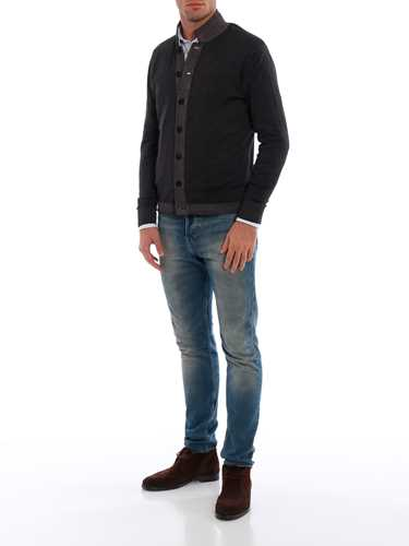 Picture of CRUCIANI | Men's Wool Cardigan
