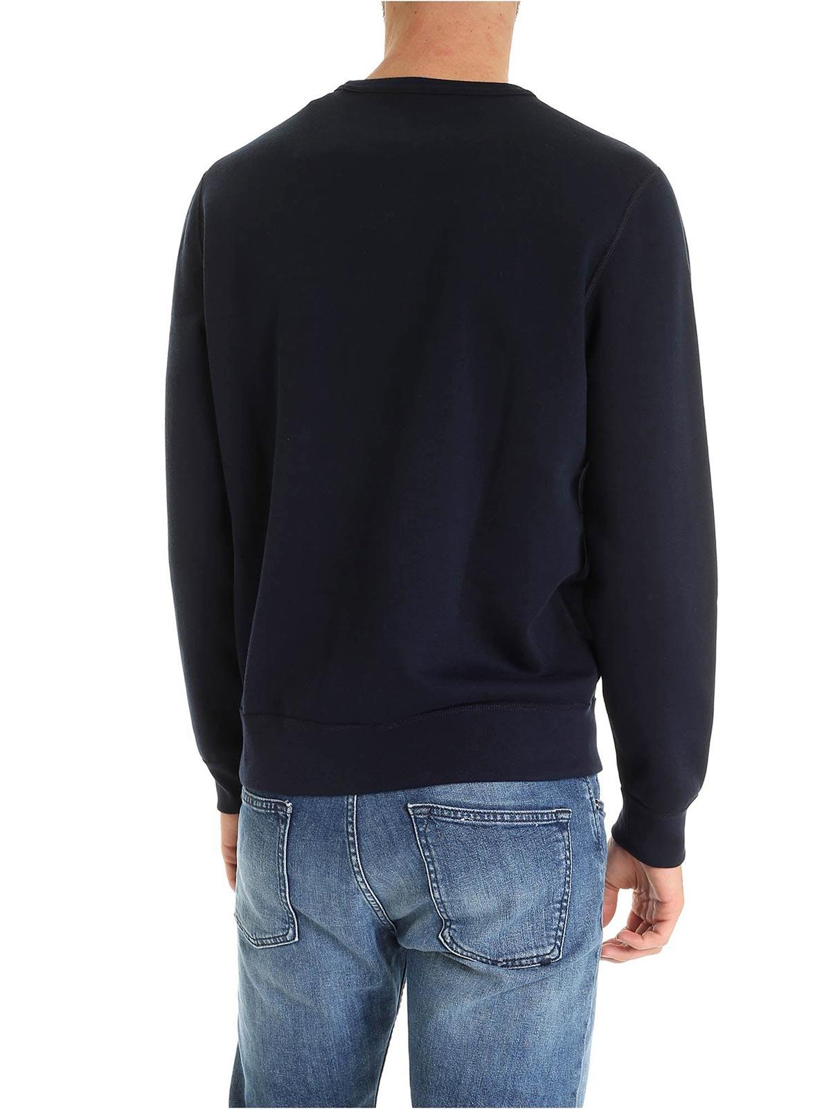 Picture of POLO RALPH LAUREN | Men's Maxi Logo Sweatshirt