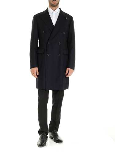 Picture of TAGLIATORE | Men's Virgin Wool Coat