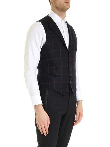 Picture of TAGLIATORE | Men's Dennis Wool Vest