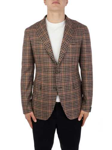 Picture of TAGLIATORE | Men's Wool and Cashmere Blazer