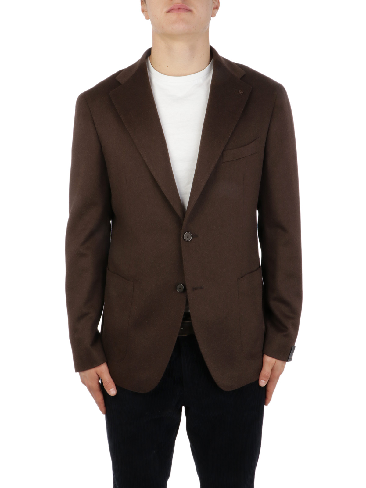 Picture of TAGLIATORE | Men's Camel Hair Blazer