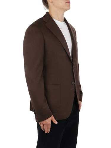 Picture of TAGLIATORE | Men's Camel Hair Blazer