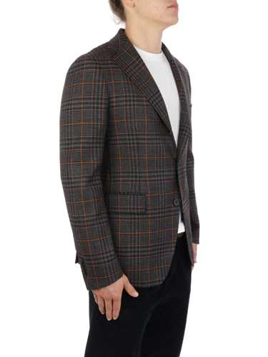 Picture of TAGLIATORE | Men's Wool and Cotton Blazer
