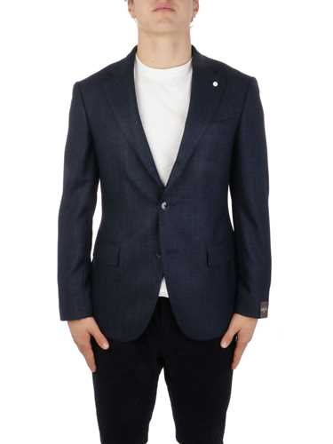 Picture of LUBIAM | Men's Virgin Wool Blazer
