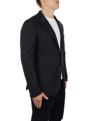 Picture of TAGLIATORE | Men's Comfort Stretch Wool Blazer