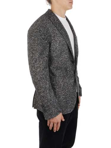 Picture of LBM 1911 | Men's Houndstooth Wool Blazer