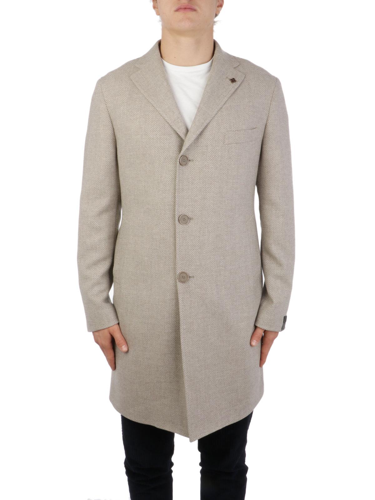 Immagine di TAGLIATORE | Cappotto Uomo in Lana Vergine