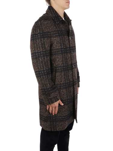 Picture of LBM 1911 | Men's Checked Coat