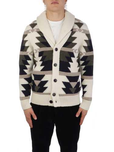 Picture of BARBOUR | Men's Navajo Cardigan Jacket