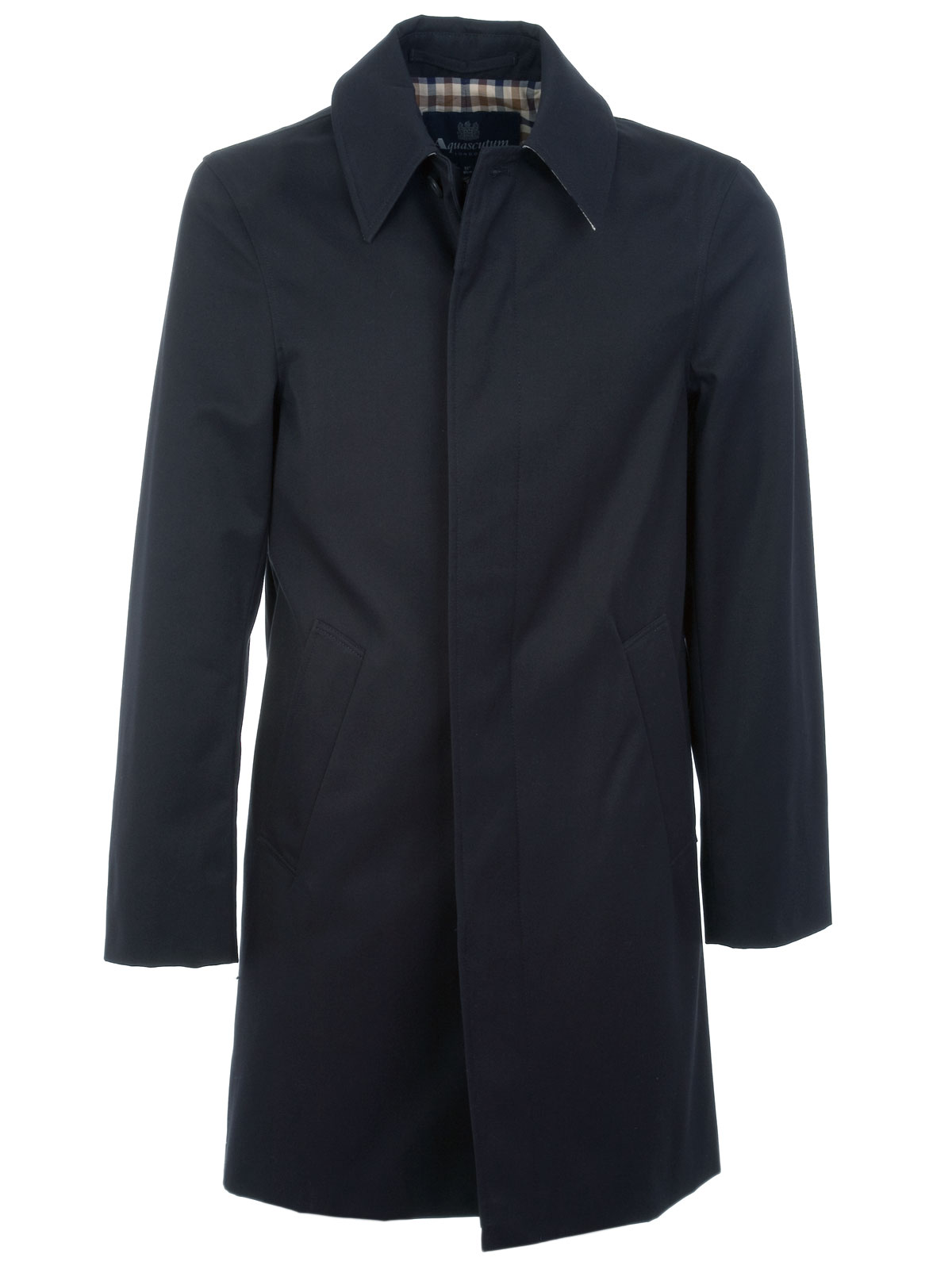 Picture of AQUASCUTUM | Broadgate Raincoat