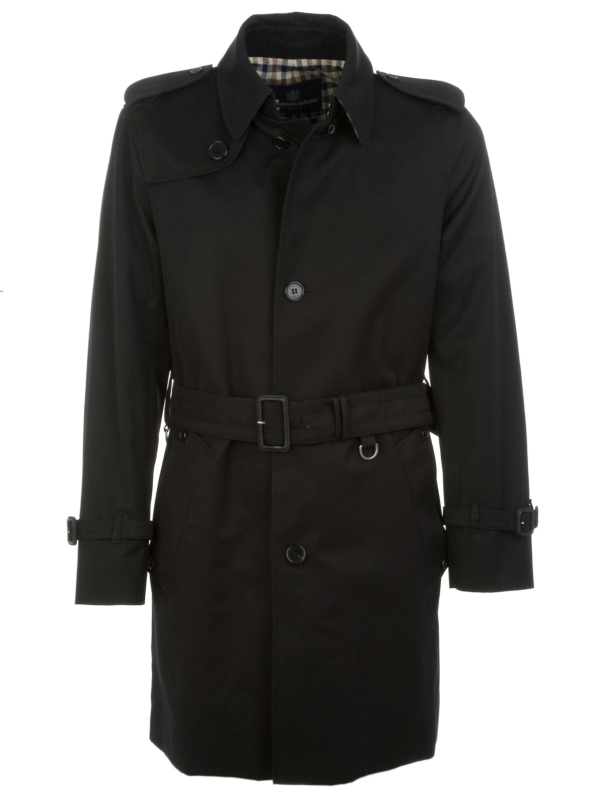 Picture of AQUASCUTUM | Men's Corby Trench