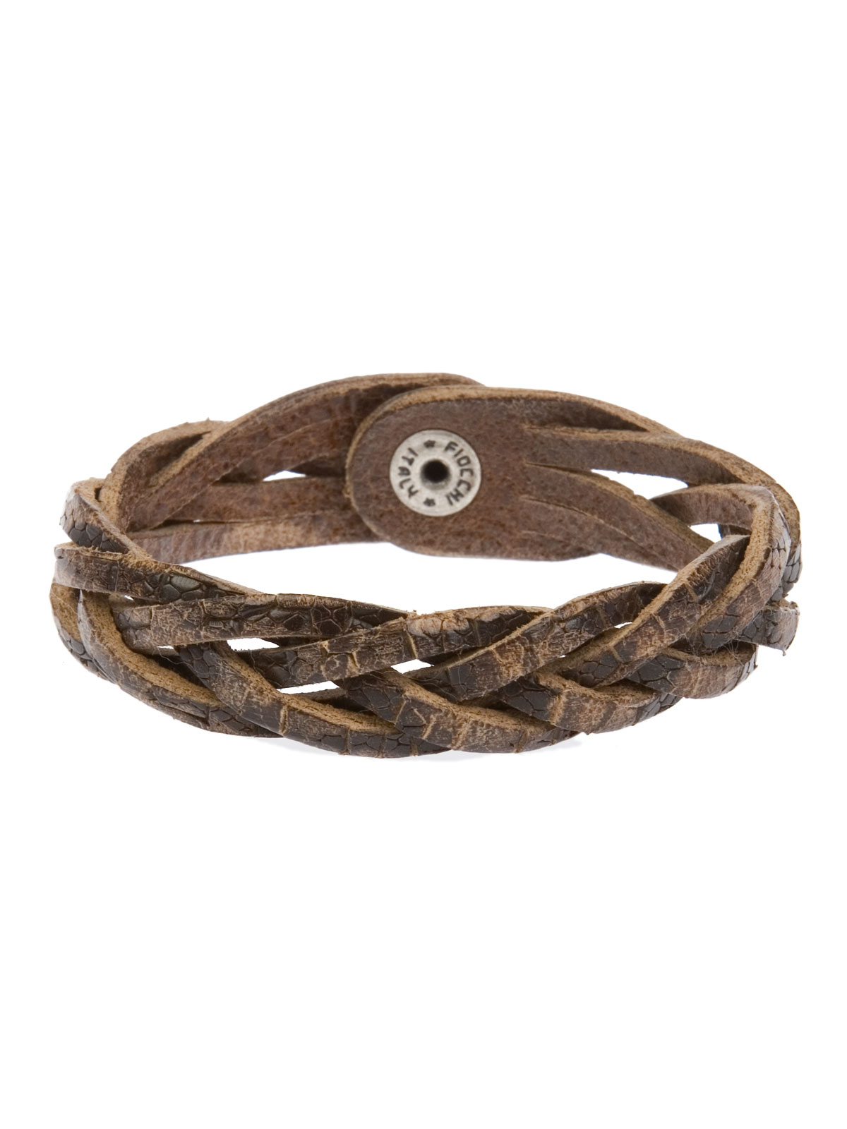 Picture of ORCIANI | Straw Bracelet