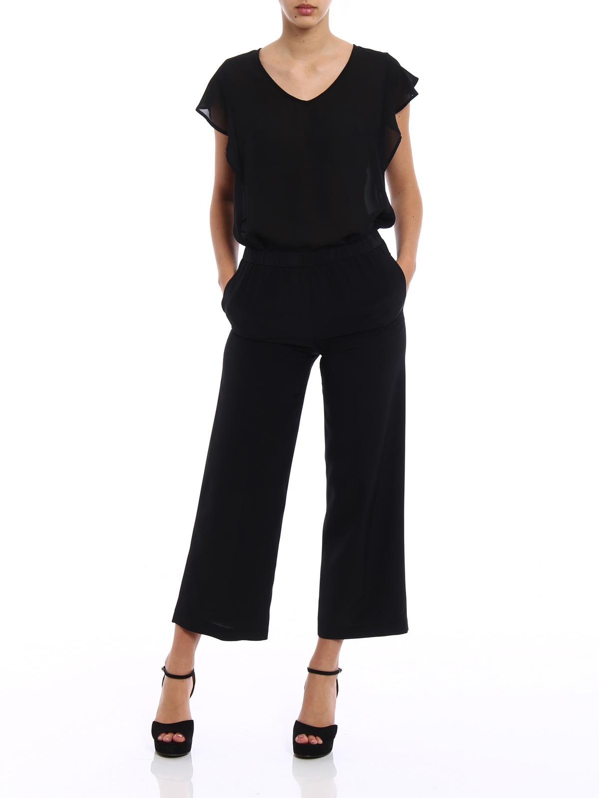 Immagine di ASPESI | Pantaloni Donna in Seta
